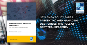 Preventing and Managing Debt Crises: The Role of Debt Transparency